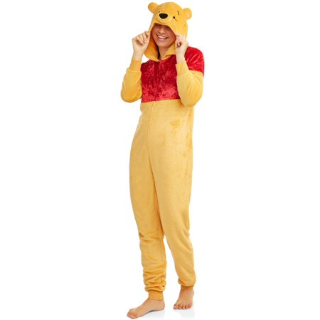 Women's and Women's plus disney winnie the pooh union suit](Winnie The Pooh Rabbit Costume)