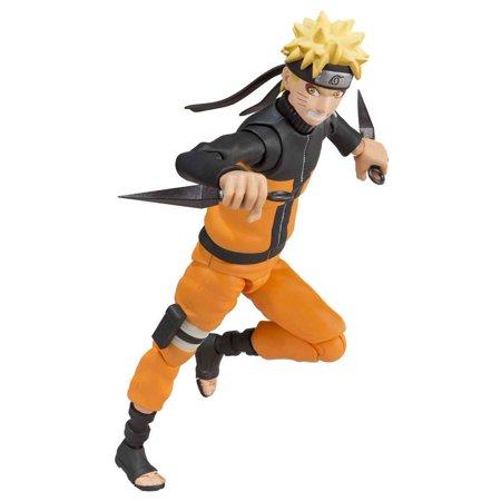 S.H. Figuarts Sage Mode Naruto Uzumaki Action (Naruto Sage Of Six Paths Mode Rasengan)