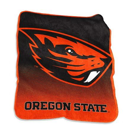 Arizona State University Throw (Oregon State University Raschel Throw Blanket)