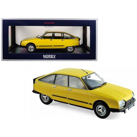 Norev 181624 1 isto 18 1979 Citroen GS X3 Mimosa Diecast Model Car,