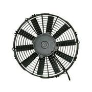 "SPAL 13"" 1250 CFM Medium Profile Electric Cooling Fan P/N 33600"