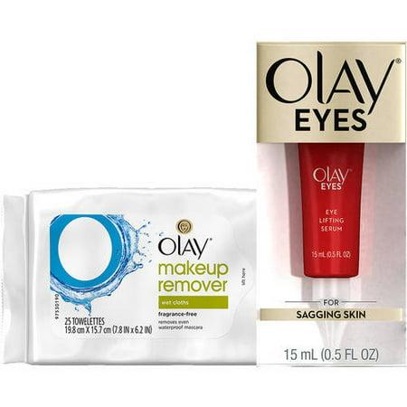 Olay Eyes Eye Lifting Serum with BONUS Makeup Remover
