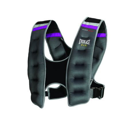 Everlast EverGrip neoprene Weighted training vest Vest 10lbs - 20lbs ()