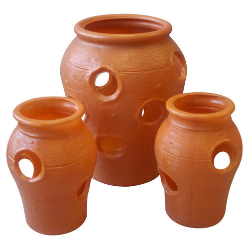 Union Products 3 Piece Round Urn Planter Set (Set of 3)