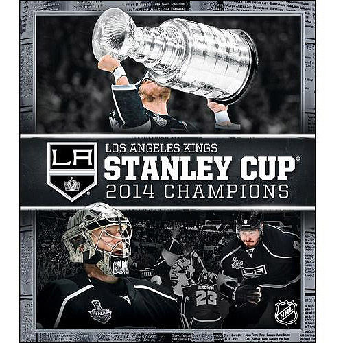 NHL: Stanley Cup 2014 Champions - Los Angeles Kings (Blu-ray) (Widescreen)