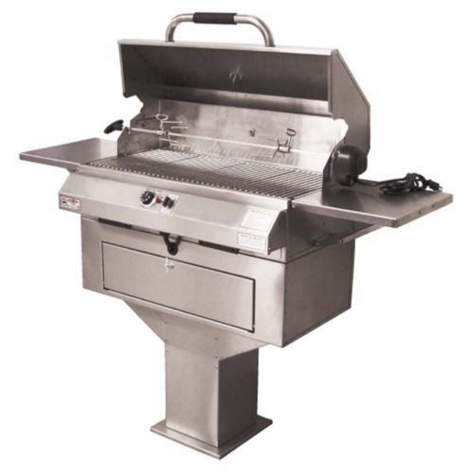 Electri-Chef Electric Grill - Single Burner