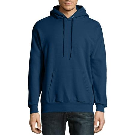 a8caa4319 Hanes Men's Ecosmart Fleece Pullover Hoodie with Front Pocket