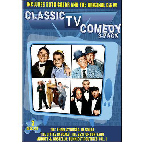 Classic TV Comedy 3-Pack by LEGEND MEDIA