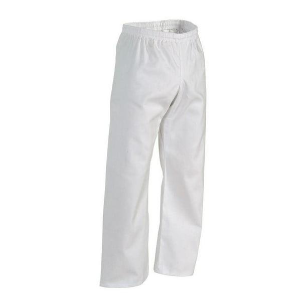Martial Arts Pants for Kids Children WHITE Gi Pants Judo BJJ Karate Pants
