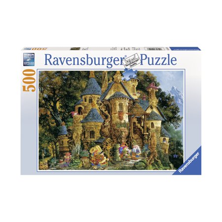 College of Magical Knowledge Puzzle, 500 Pieces