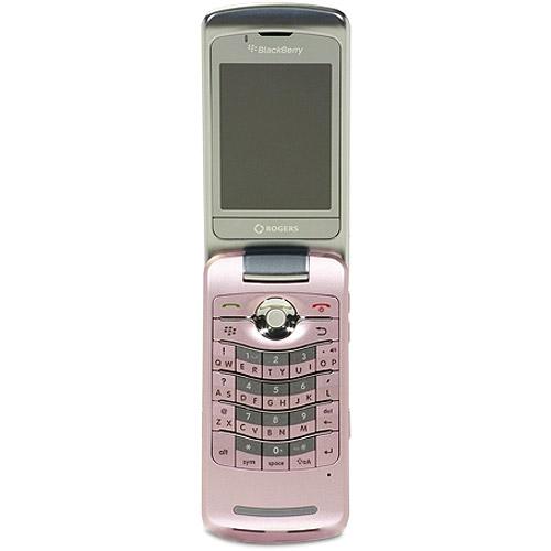 Blackberry 8220 Pearl Flip, Pink (Unlocked)