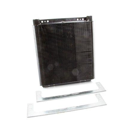 TRU-COOL H7B Fluid Coolers Engine Oil Cooler 11in X 11in X 1-1/2in
