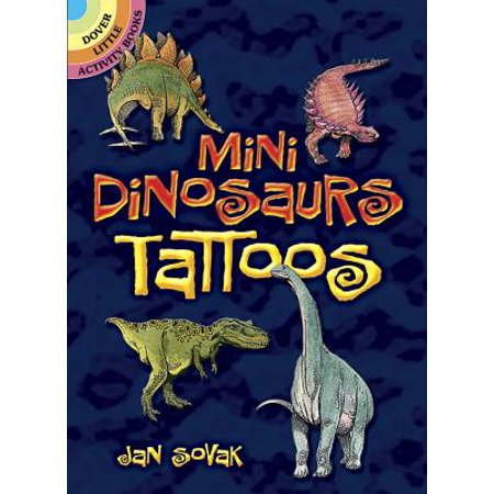 Mini Dinosaurs Tattoos - Dino Tattoo