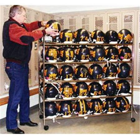 Football Helmet Cart - Trigon Sports FBHCART Football Helmet Cart