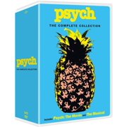 Psych: The Complete Collection (DVD)