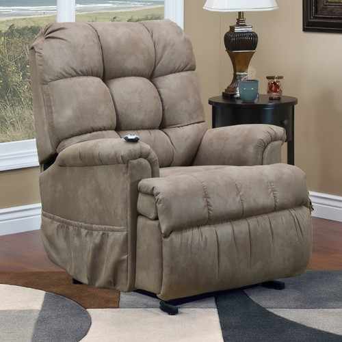 Med-Lift 5555 Series Petite Sleeper Power Lift Assist Recliner