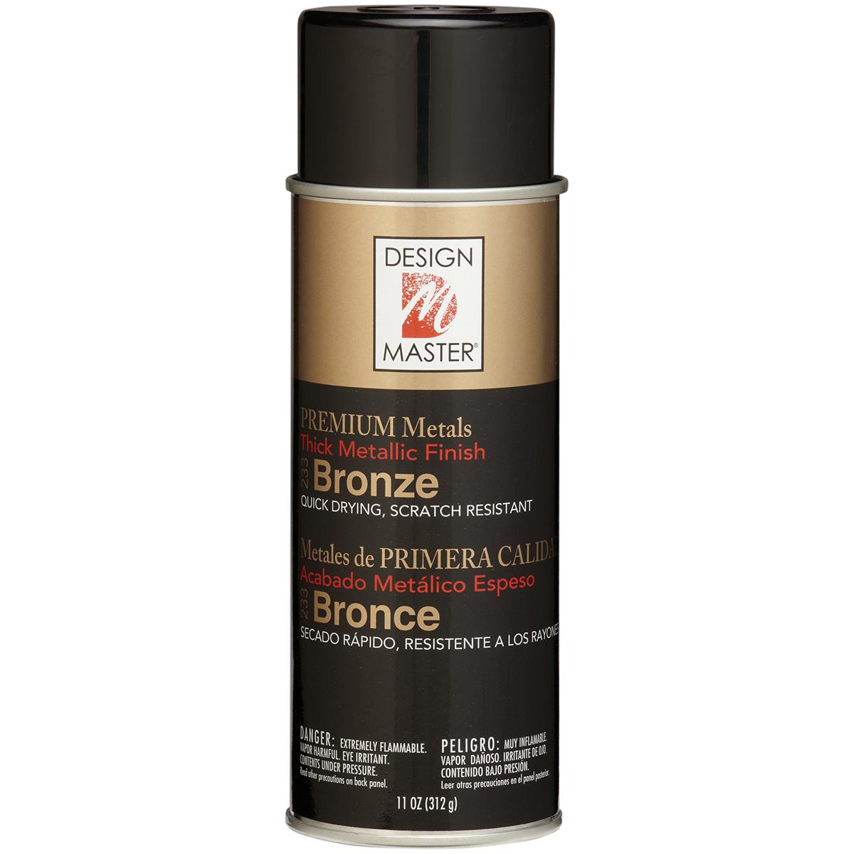 Colortool Spray Paint 12oz-Bronze