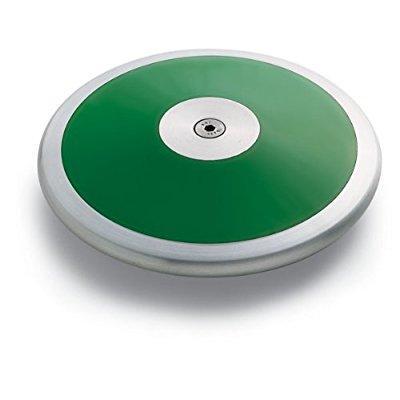 gill athletics gill essentials discus, 1.6kg, green