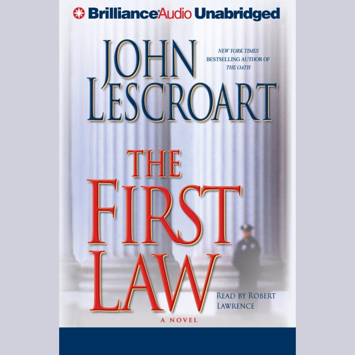 First Law, The - Audiobook
