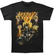 Avenged Sevenfold Men's  Shepherd T-shirt Black