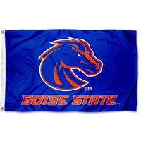 Boise State Broncos Blue 3' x 5' Pole Flag