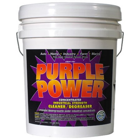Purple Power Industrial Strength
