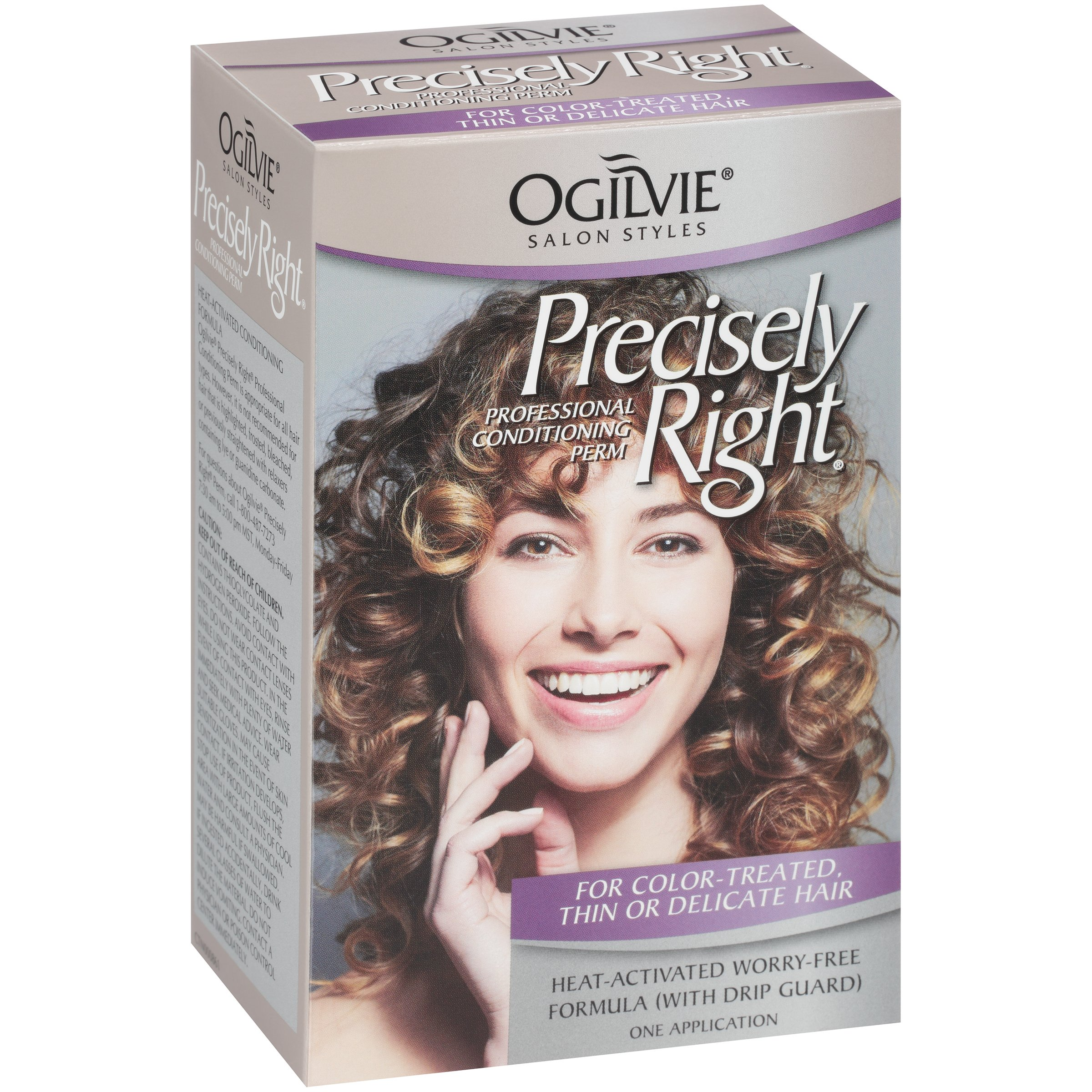 Ogilvie Salon Styles Professional Conditioning Perm For Color