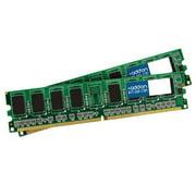AddOn - Memory Upgrades 2GB DDR2 SDRAM Memory Module - 2 GB (2 x 1 GB) - DDR2 SDRAM - 800 MHz DDR2-800/PC2-6400 - Non-ECC - Unbuffered - 240-pin DIMM