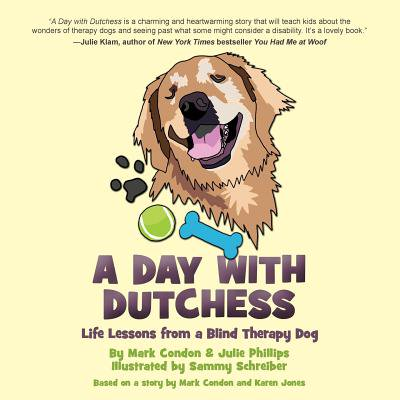 A Day with Dutchess: Life Lessons from a Blind Therapy Dog - Day After Halloween Lessons