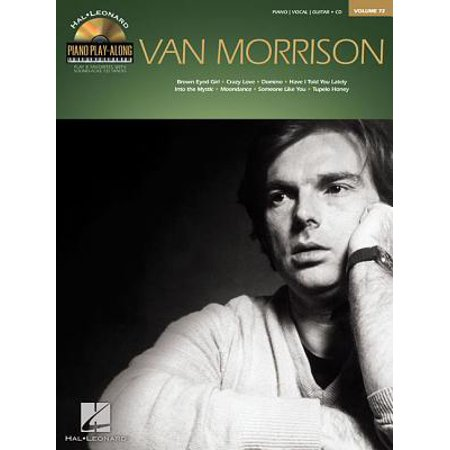 Old Piano Roll - Van Morrison: Piano Play-Along Volume 72 (Other)