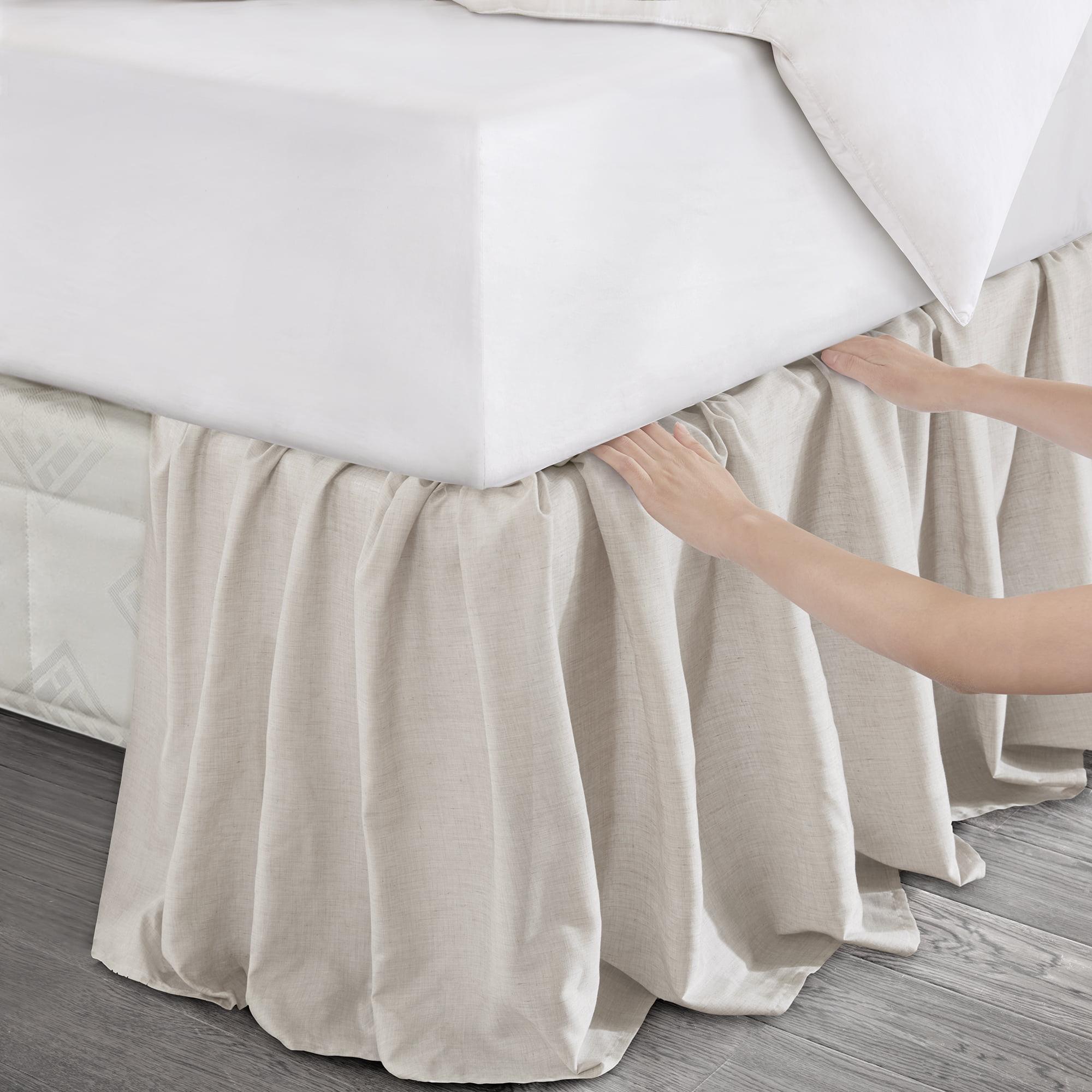 8f5f8d414 Extra Long Bed Skirt Walmart | Huston Fislar Photography