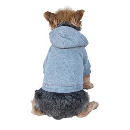 Dog Apparel Cold Weather Coat Pullover Sweatshirt For Dog Puppy (Gift for (Cattle Dog Embroidered Pullover)