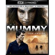 The Mummy (4K Ultra HD + Blu-ray + Digital HD) by