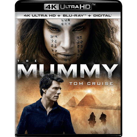 The Mummy (4K Ultra HD + Blu-ray + Digital