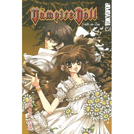 Vampire Doll, Volume 3 : Guilt-Na-Zan (Dolls Manga)