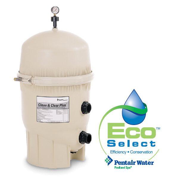 PENTAIR 160340 CCP320 Clean & Clear Plus Cartridge Inground Swimming Pool Filter