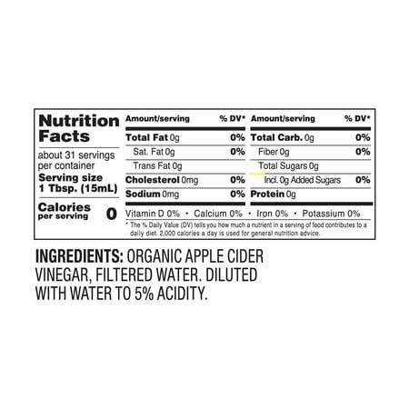 Spring Valley Org. Apple Cider Vinegar