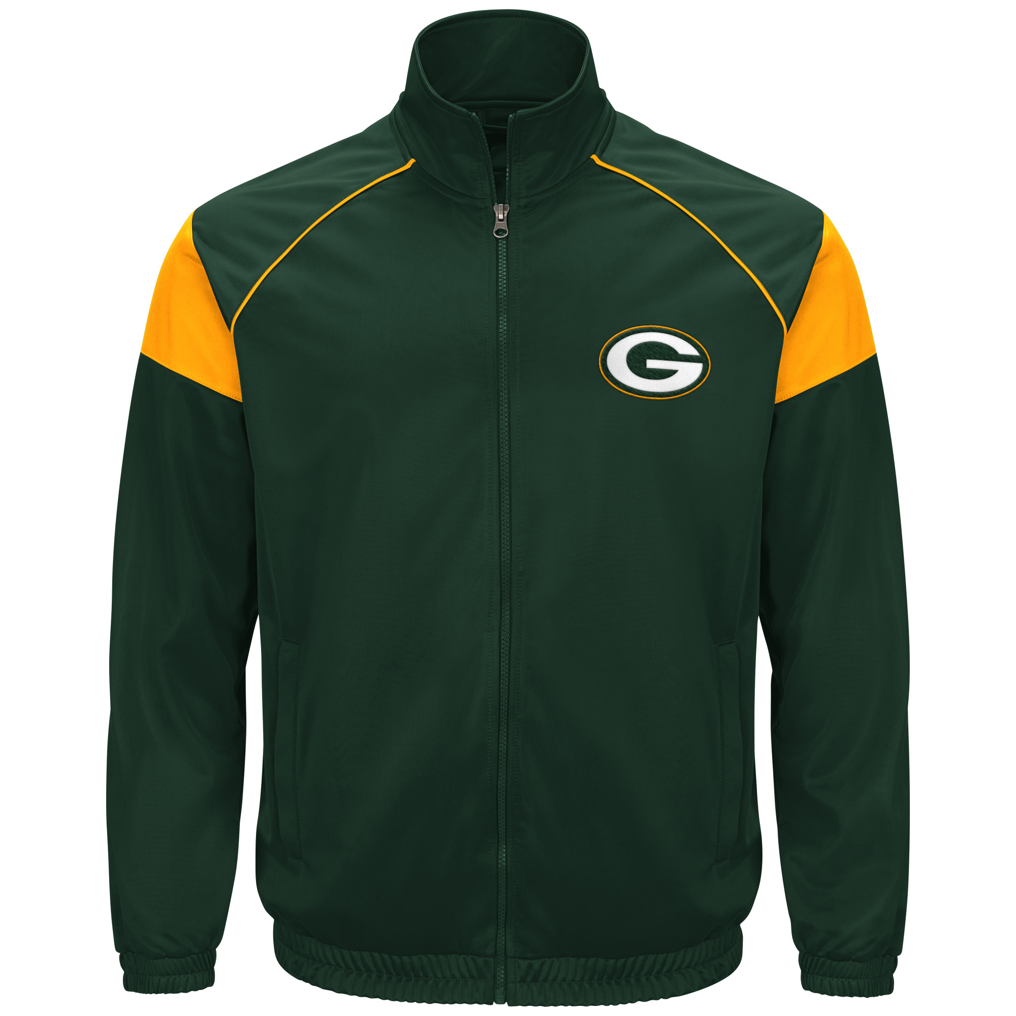 Green Bay Packers Zippered Jacket