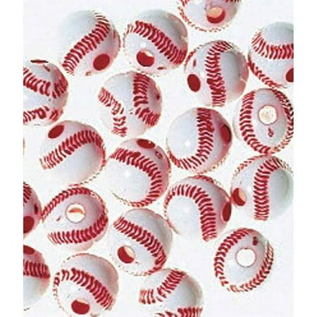 Baseball Beads, Bag of 600