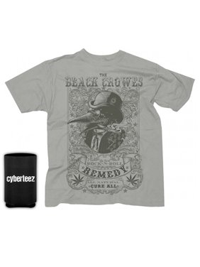 c51000db Product Image Black Crowes Remedy T-Shirt + Coolie (S)