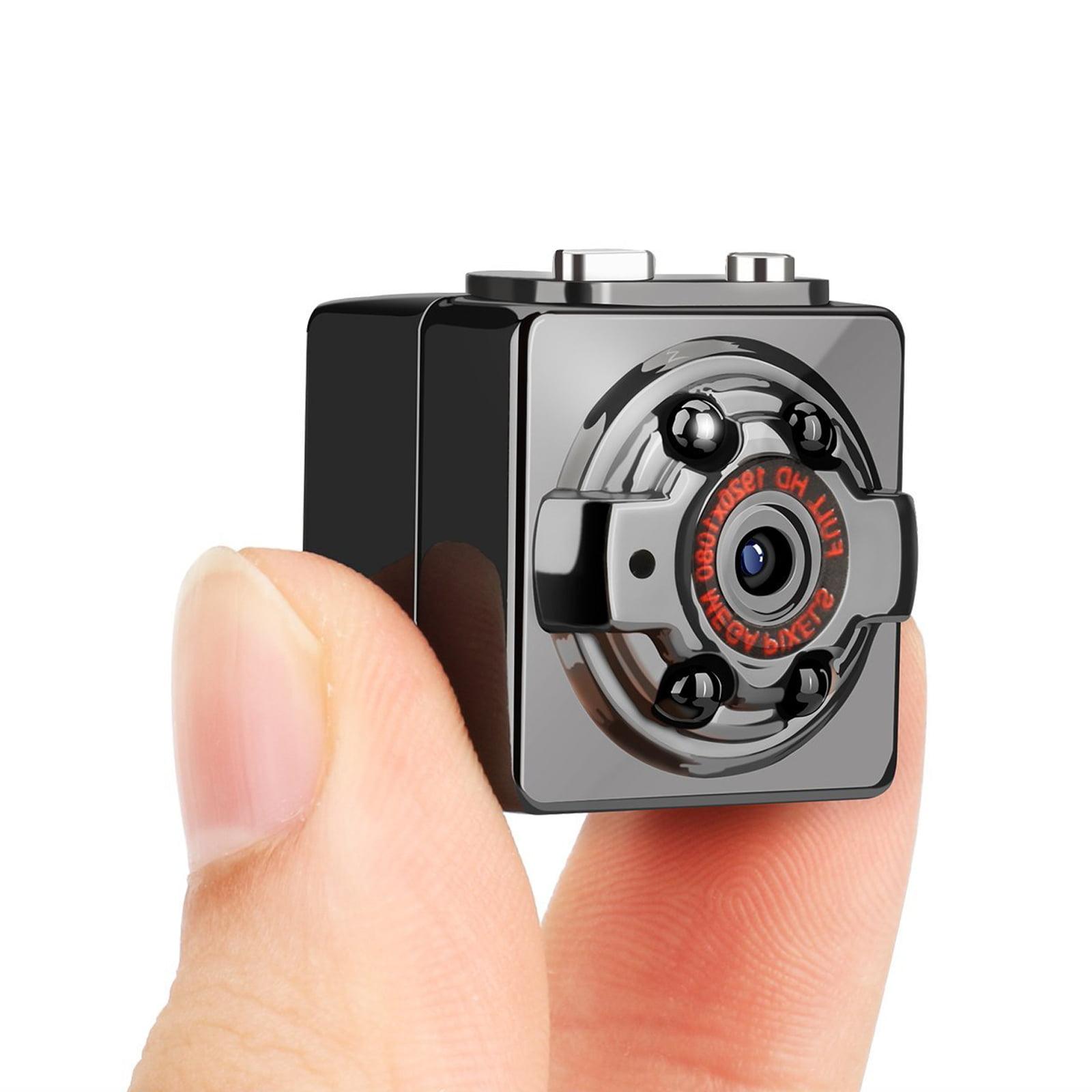 TSV SQ8 Mini DV Camera 1080p Full HD Car DVR Body Motion Detection Night Vision Nanny Video Recorder Camcorder For Home Security