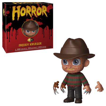 Funko 5 Star: Horror - Freddy - Freddy Krueger Accessories