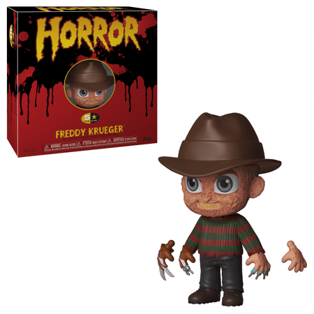 Funko 5 Star: Horror - Freddy Krueger - Is Freddy Krueger Real
