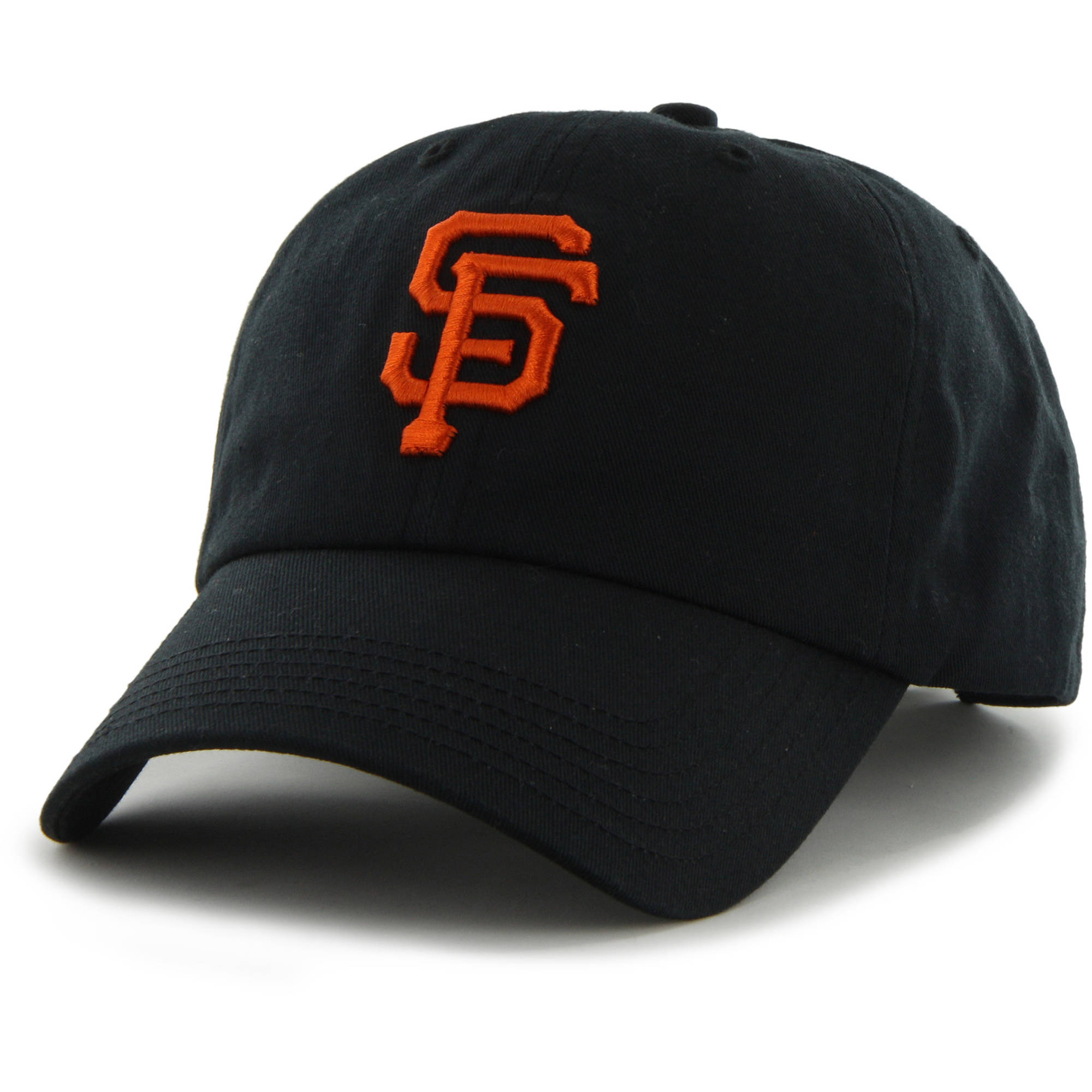 San Francisco Giants '47 Primary Logo Clean Up Adjustable Hat - Black - OSFA
