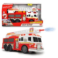 Dickie Toys Light + Sound Action Series Vehicle - Fire Commander