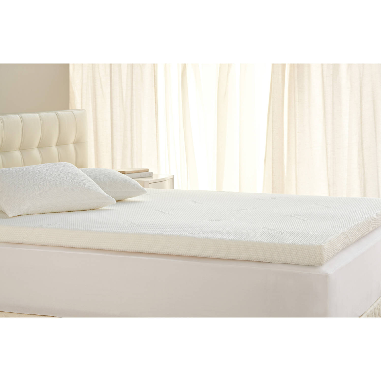 Tempur Pedic Supreme 3 Mattress Topper Walmart Com