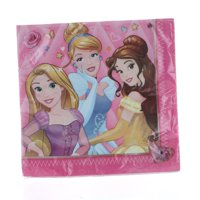 "Disney Princess Napkins Birthday Supplies Paper Goods  13"" x 13"""