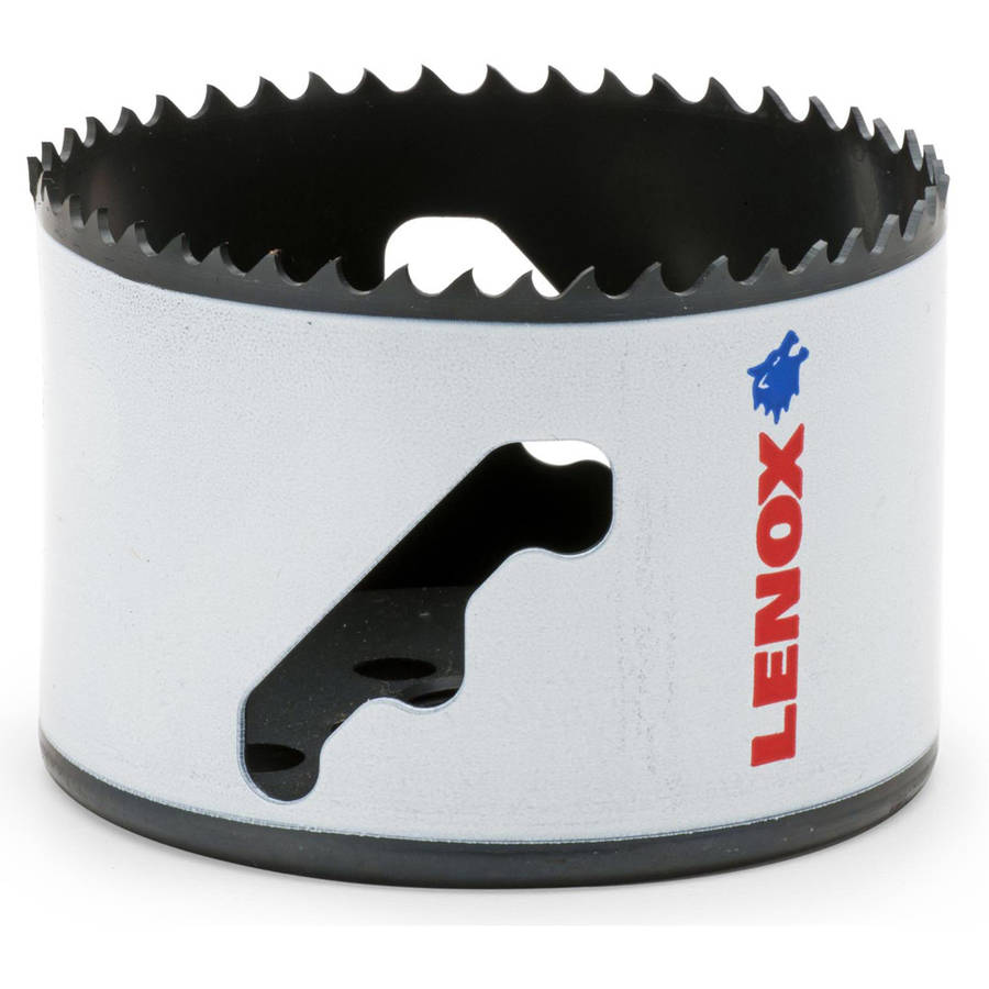 "Lenox 1772021 3"" Bi-Metal Hole Saw"