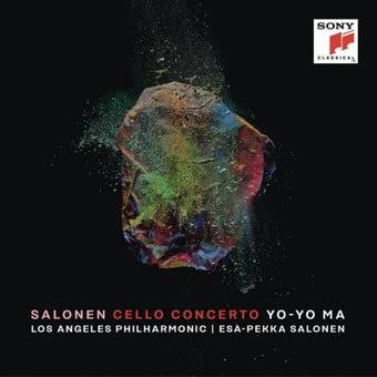 Shostakovich Cello Concertos (Salonen Cello Concerto)