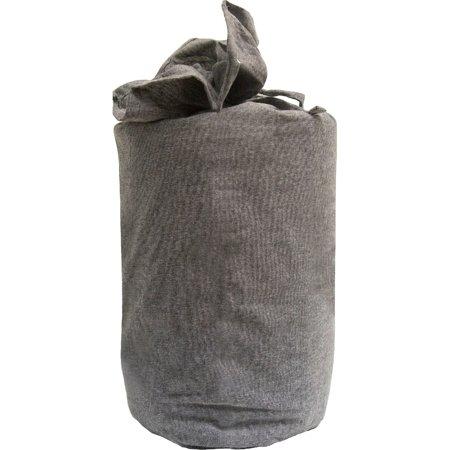 Sheet Set-150GSM Cotton Double/Full Grey Chambray ()